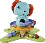 Fisher Price Silly Safari Swirl 'n Surprise Elephant