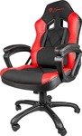 Gaming Chair SX33 Black/Red