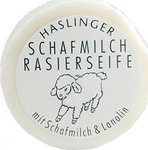 Haslinger Ewe's Milk Shaving Soap 60gr