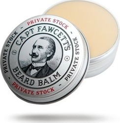 Captain Fawcett's Private Stock Moustache Wax 60ml