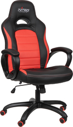 C80 Pure Gaming Chair – Black-Red