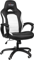 C80 Pure Gaming Chair – Black-White