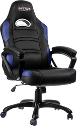 C80 Comfort Gaming Chair – Black-Blue