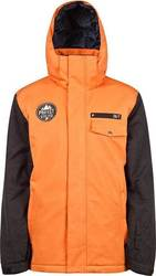 PROTEST JUMP SNOW JACKET ORANGE PEPPER