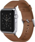 Belkin Classic Leather Band Brown (Apple Watch 38mm)