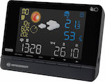 Bresser 4cast CS Radio Controlled Weather Station (2 Days) Black