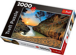 Sunrise, Costa Brava, Spain 2000pcs (27048) Trefl