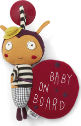 Mamas & Papas Lotty Ladybird - Baby on Board