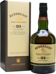 Redbreast 21 Years Old Ουίσκι 700ml