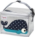 3 Sprouts Lunch Bag Whale