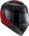 AGV K-3 SV Pinlock Myth Black/Grey/Red