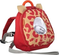 Pacapod Changer Toy Pod - Leopard Red