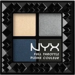 Nyx Professional Makeup Full Throttle shadow palette Haywire