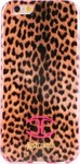 Just Cavalli Back Cover Leopard Ροζ (iPhone 6/6s)