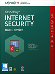 Kaspersky Internet Security Multi-Device 2017 (1 Licence , 1 Year)