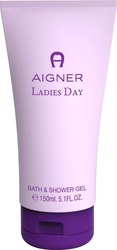 Aigner Ladies Day Bath & Shower Gel 150gr