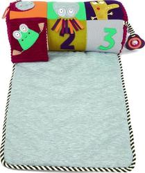 Mamas & Papas Tummy Time Activity Toy & Rug