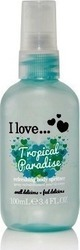 I Love Cosmetics Tropical Paradise Spritzer Eau de Parfum 100ml