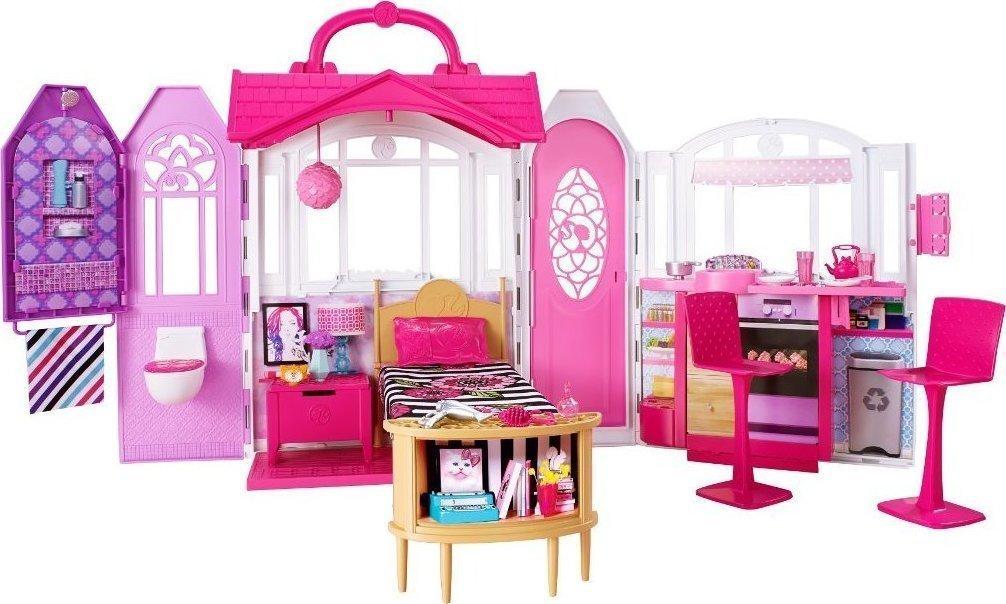 28bff4d8d21 Προσθήκη στα αγαπημένα menu Mattel Barbie: Σπιτάκι-Βαλιτσάκι