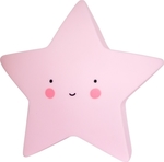 Little Lovely Company Mini Star Light Pink