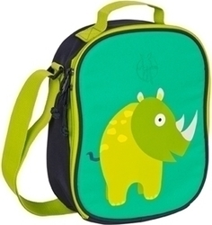 Laessig 4kids Wildlife Rhino Lunch Bag LMLB188