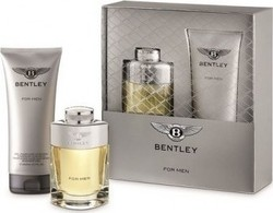 Bentley Bentley Men Gift Set Eau De Toilette 100ml & Shower Gel 200ml