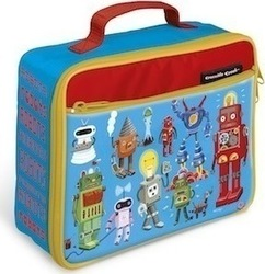 Crocodile Creek Lunch Bag Robots 384033-3