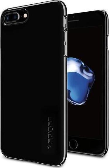 Spigen Thin Fit Jet Black (iPhone 7 Plus)
