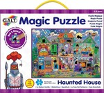 Haunted House Magic Puzzle 50pcs (1003853) Galt Toys