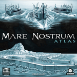 Academy Games Mare Nostrum: Atlas Expansion
