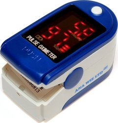 Ana Wiz Finger Pulse Oximeter with Colour Waveform Display