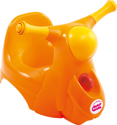 OK Baby Scooter Potty Orange