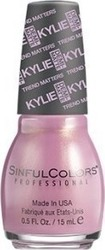 SinFulColors Kylie Jenner Trend Matters Velvety Demi Mattes 2076 Karma