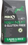 Pero High Meat & Gluten Free Lamb & Rice 2kg
