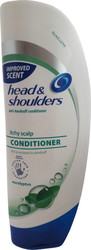 Head & Shoulders Itchy Scalp Conditioner 400ml