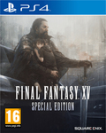 Final Fantasy XV (Steelbook Edition) PS4