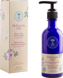 Neal's Yard Remedies Deliciously Ella Rose Lime & Cucumber Moisturiser 100ml