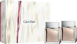 Calvin Klein Euphoria Eau de Toilette 100ml & After Shave Lotion 100ml