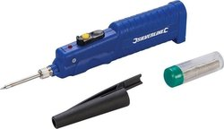 Silverline Soldering Iron 8W (Battery Powered)