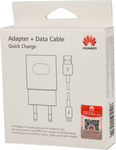 Huawei micro USB Cable & Wall Adapter Λευκό (HW-050200EHQ)