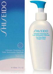 Shiseido After Sun Ultimate Cleansing Oil 150ml