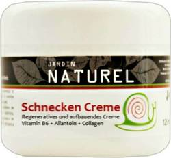 Crevil Cosmetics Schnecken Creme Jardin Naturel 125ml