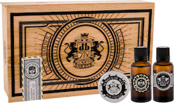 "Dear Barber Moustache Wax 25ml & Beard Oil 30ml & Limited Edition ""With Confidence"" Scent 30ml"