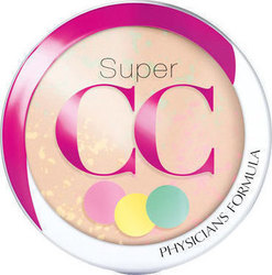 Physicians Formula Super CC Color Correction Care Powder SPF30 Light/Medium 8.5gr