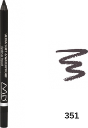 MD Professionnel Ultra Soft & Waterproof Eyeliner Pencil 351