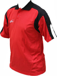 Zeus Polo Smash RED-BLK-WHT