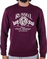 Russell Athletic Crewneck Sweater A6-044-2-483