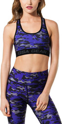 GSA Compression Racerback Bra 182697-Purple