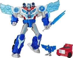 Hasbro Transformers: Robots in Disguise Power Surge Optimus Prime and Aerobolt