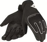 Dainese Plaza D-dry Gloves Black/White